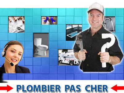 Canalisation Bouchée Bethemont la Foret 95840
