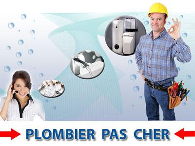 Canalisation Bouchée Sevres 92310