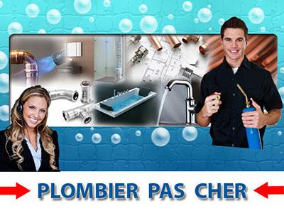 Toilette Bouché Fontenay Mauvoisin 78200