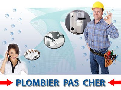 Toilette Bouché Hadancourt Le Haut Cloche 60240