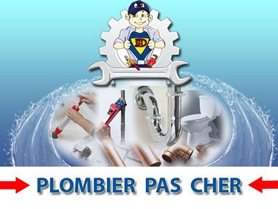 Toilette Bouché Villeron 95380